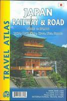 Japan pocket road atlas