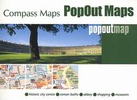 Tokyo Popout city map