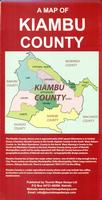 Kenya County Map