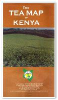 Kenya Tea Map