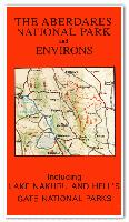 Mt. Elgon National Park Map