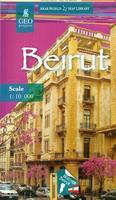 Beirut city map