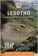 Infomap Lesotho Touring Map