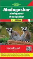 Madagascar road map