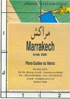 Marrakesh street map