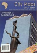 Windhoek City Map