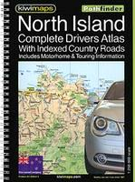 New Zealand North Island Road Atlas