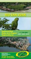 Rio San Juan Travel Map