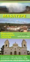 Masatepe city map