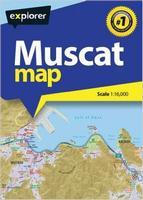 Muscat City Map