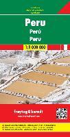 Peru road map