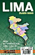 Lima city map