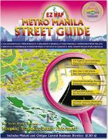 Manila street atlas