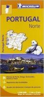Michelin regional maps of Portugal