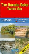 Danube Delta road map