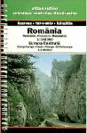 Romania road atlas