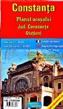 Constanta city map