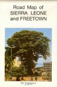 Freetown street map