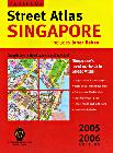 Singapore road atlas