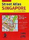 Singapore road atlas