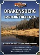 Infomap Cape West Coast and Cederberg Touring Map