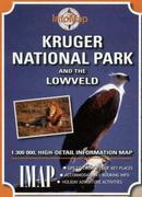 Infomap Kruger National Park Touring Map