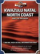 Infomap KwaZulu Natal Touring Map