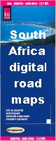 South Africa digital road map