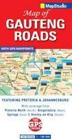 Gauteng Roads map