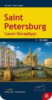 St. Petersburg city map