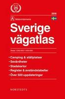Sweden motorman's atlas