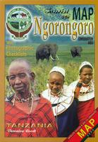 Ngorongoro tourist map