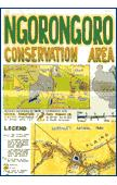 Ngorongoro Park Map