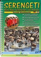 Serengeti safari atlas