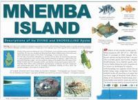 Mnemba Island map