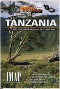 Infomap Tanzania Touring Map