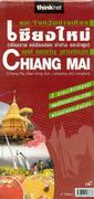 Chiang Mai road map