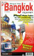 Bangkok walking map