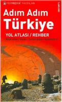 Turkey road atlas