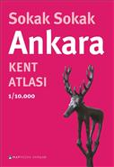 Ankara street atlas