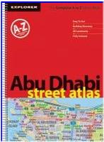 Abu Dhabi Jumbo Street Atlas