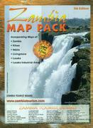 Zambia map pack
