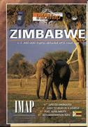 Infomap Zimbabwe Touring Map