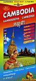 Cambodia road map