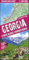 Georgia Adventure Map