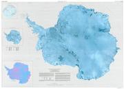 Antarctica satellite poster