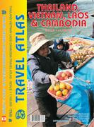 Indochina travel atlas