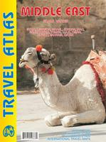 Middle East road atlas