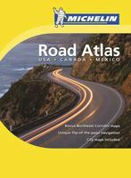 Michelin Mid-sized USA road atlas