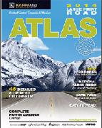 USA Large-print road atlas